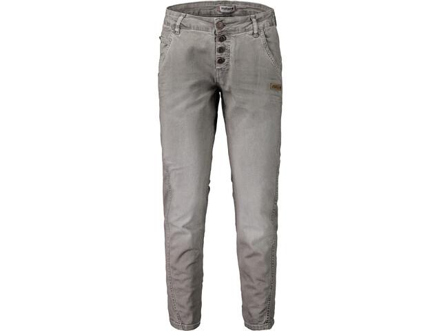 Maloja BeppinaM. Pantalones Mujer, grey melange